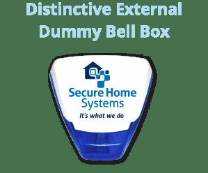 deterrent external dummy  bell box