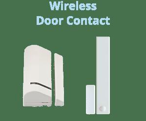 wireless door contact